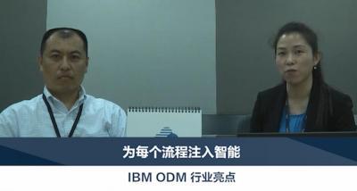 为每个流程注入智能——IBM ODM 行业亮点