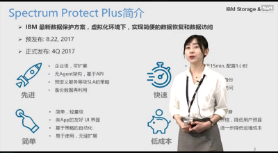 全新虚拟化环境数据保护方案(IBM spectrum protect Plus)
